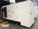 500kVA Ce/Soncap/CIQ 승인을%s 가진 Doosan 엔진 P180le-S를 가진 최고 침묵하는 디젤 엔진 발전기 세트