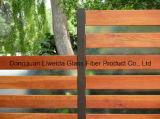 Barra plana de Fiberglass&FRP&GRP/hoja/tira resistentes a la corrosión