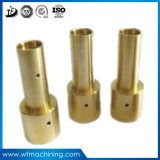 Soem-Kupfer/Legierung/Aluminium zerteilt die CNC-Teile, die Fräsmaschine-Teile maschinell bearbeiten