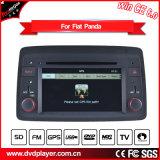 De Speler van Ce AR DVD van vensters voor de Panda van FIAT met GPS Navigatie Hualingan
