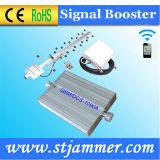 Amplificateur à deux bandes de signal du répéteur 2g 4G de GM/M de servocommande de signal pour la servocommande mobile du signal 900+1800MHz