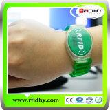 Modo 13.56MHz RFID Wristband per Attandance