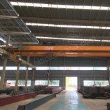 Gru a ponte di doppio disegno europeo della trave con il macchinario di sollevamento della gru elettrica