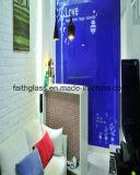 Lamellierte Farbe strich Glas abgetöntes lackiertes Glas für Möbel an