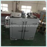 Borne elétrico industrial da borracha de silicone do aquecimento que cura o forno com o certificado do GV do Ce