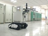 Tren de Engranaje de Rastreo Robot / Chasis de Pista de Caucho Inquisición de Imagen Inalámbrica (K02SP8MCCS2)