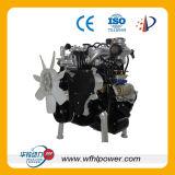 Motores de gás natural de Isuzu para geradores