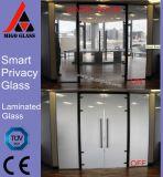 Selbstklebende schaltbare Pdlc intelligente magische Glasschicht