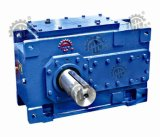 Serie Hh paralelo helicoidal caja de cambios grande Reductor Torque