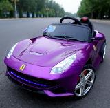 Kind-elektrisches Auto, elektrische Fahrt auf Auto, RC Auto