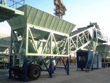 Installatie van Containered van Yhzs35 gebruikte de Draagbare Concrete Mobiele Concrete het Groeperen Installatie