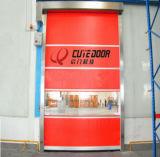 China-Hersteller-interne externe automatische große Geschwindigkeit Belüftung-Falz-Tür