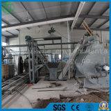 Equipamento da fermentação do estrume dos rebanhos animais