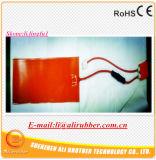 calentador del caucho de silicón del calentador del coche eléctrico 12V