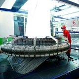 Prodotto tubolare intessuto pp del rullo di TUV Certifcated