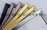 Les profils en aluminium d'extrusion/ont expulsé les profils en aluminium pour le guichet