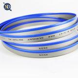 Blad van de Zaag van het Profiel van het aluminium het Scherpe in Uitstekende kwaliteit