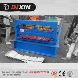 Roulis de panneau de toit de tôle d'acier de couleur de Dx formant la machine