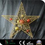 Ramadanの装飾の星のモチーフライト