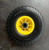 Soft Light High Elastic PU Foam Rubber Wheel (10 * 3.50-4)