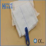 Medizinisches Use Absorbent Gauze Lap Sponge mit Blue Loop