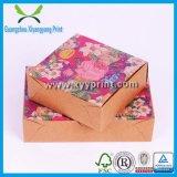 Cadre de gâteau en plastique de boîte à sucrerie d'Arylic fabriqué en Chine