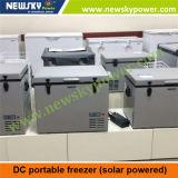 중국 70L 90L DC 12V 24V 야영 휴대용 차 냉장고