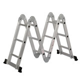 4*3 Multi-Purpose Ladder de alumínio por CE/En131 Approved