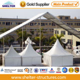작은 5X5m Aluminum PVC White 정원 Event Outdoor Party Marquee