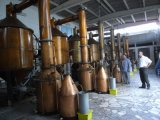 Distiller Extractor Distillation Machine para Jasmine Absolute Oil