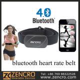 Calorie Counter 2.4GHz APP Frecuencia Cardíaca Cinturón transmisor para iPhone