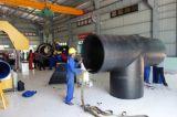 Soldadora plástica de la instalación de tuberías