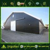 Edificio de acero prefabricado para Malasia