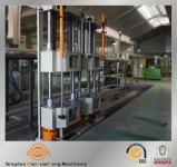 Presse corrigeante hydraulique de véhicule de vessie agricole à colonnes de pneu