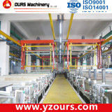 Strumentazione della macchina di placcatura dello zinco, riga di placcatura