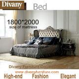كلاسيكيّة [شنس] سرير لأنّ غرفة نوم يعيش غرزة ([ب-1405])