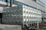 큰 수용량 스테인리스 Ss SMC 물 저장 탱크 0.125m3--1000m3