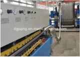 Линия штрангя-прессовани силового кабеля изоляции технологического оборудования провода кабеля