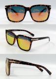 Gafas de sol plásticas de la manera del diseñador a estrenar para las mujeres/señora (DP1166YZ)
