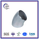 Acier inoxydable 45 degrés court rayon Elbow (Butt Weld Fitting)