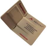 De promotie kaart-Gevormde Schijven van de Flits USB