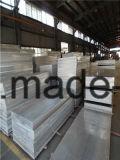 Плоский алюминиевый лист от изготовления Китая