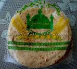 Desempenho estável Pratha automático Chappati com preço da máquina de embalagem do fluxo da manteiga