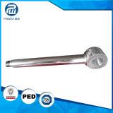 Precisie CNC die Ck45 Staal Gesmede Zuigerstang voor Machine machinaal bewerken