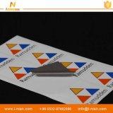 Логос Таможни Печатание Водоустойчив Компании рекламируя ярлыки стикера