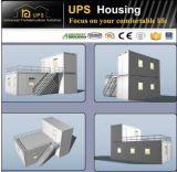 Het permanente Woon Vouwende Huis van de Container met de Faciliteiten van de keuken
