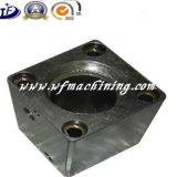 기계장치 압축 공기를 넣은 실린더를 위한 OEM에 의하여 기계로 가공되는 정밀도 CNC 기계로 가공 부속