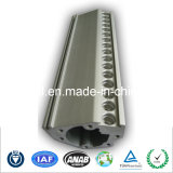 Алюминиевый/алюминиевый профиль для освещения СИД с подвергать механической обработке CNC