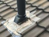 Venda impermeable de la cinta/del betún del asfalto que contellea adhesivo para el material para techos