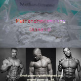 Hormona esteroide Methandrostenolone Dianabol Metandienone CAS de la pureza de calidad superior del 99%: 72-63-9